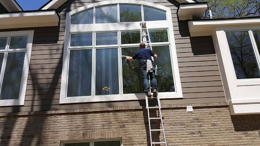Crystal Services Group gutter cleaning service