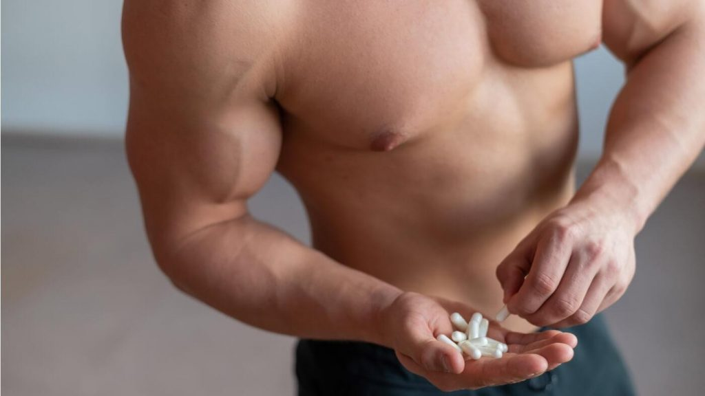 HGH and testosterone